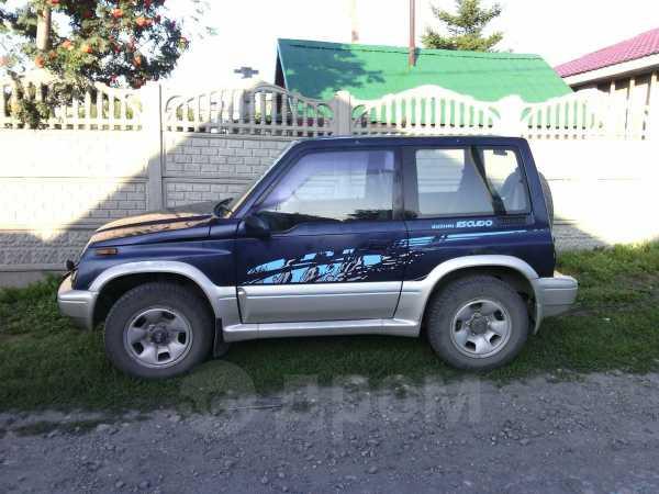 Suzuki Escudo, 1996 год, 210 000 руб.