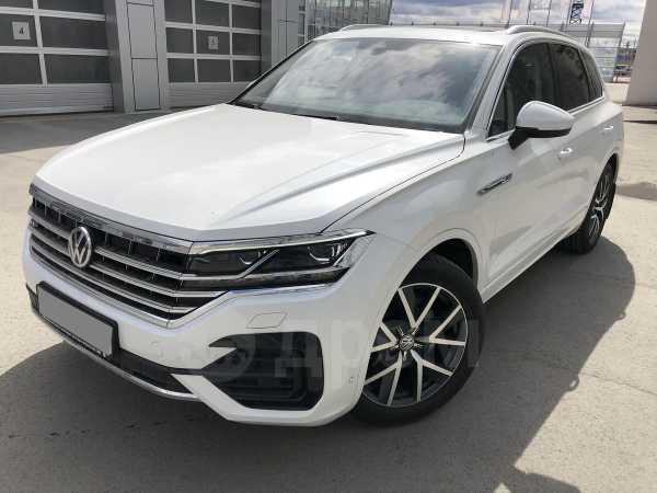 Volkswagen Touareg, 2018 год, 4 400 000 руб.