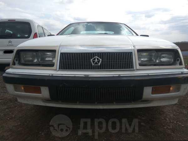 Chrysler Le Baron, 1990 год, 260 000 руб.