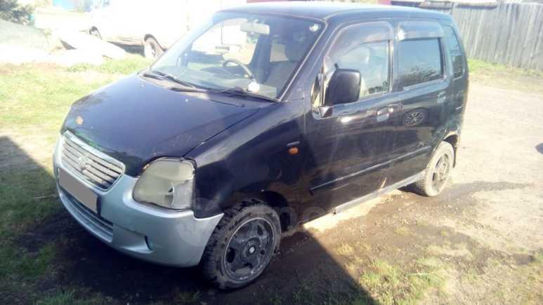 Suzuki Wagon R, 2000 год, 120 000 руб.