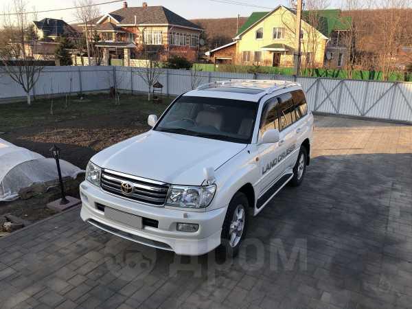 Toyota Land Cruiser, 2002 год, 1 400 000 руб.