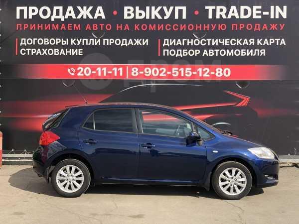 Toyota Auris, 2008 год, 498 000 руб.