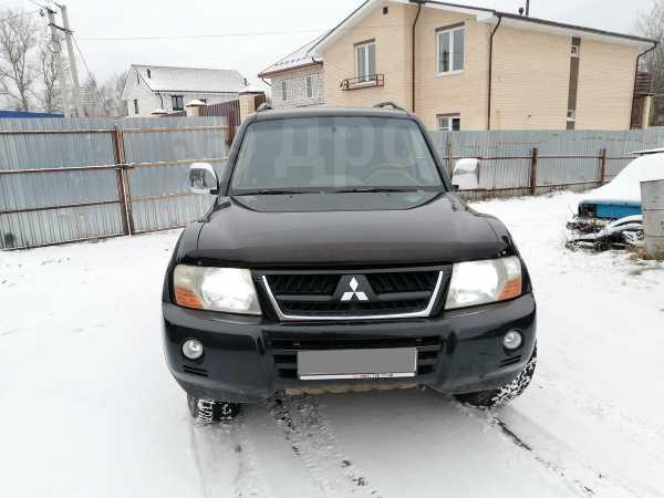 Mitsubishi Pajero, 2002 год, 515 000 руб.