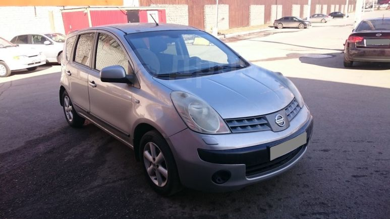 Nissan Note, 2007 год, 255 000 руб.