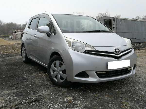 Toyota Ractis, 2011 год, 455 000 руб.