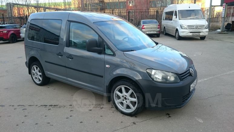 Volkswagen Caddy, 2012 год, 399 000 руб.