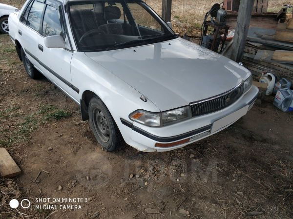Toyota Corona, 1990 год, 120 000 руб.