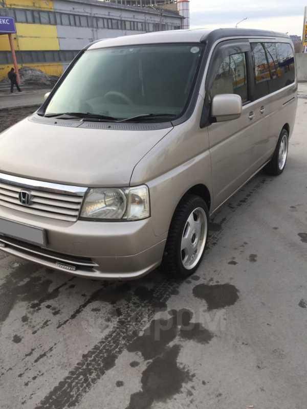 Honda Stepwgn, 2001 год, 420 000 руб.