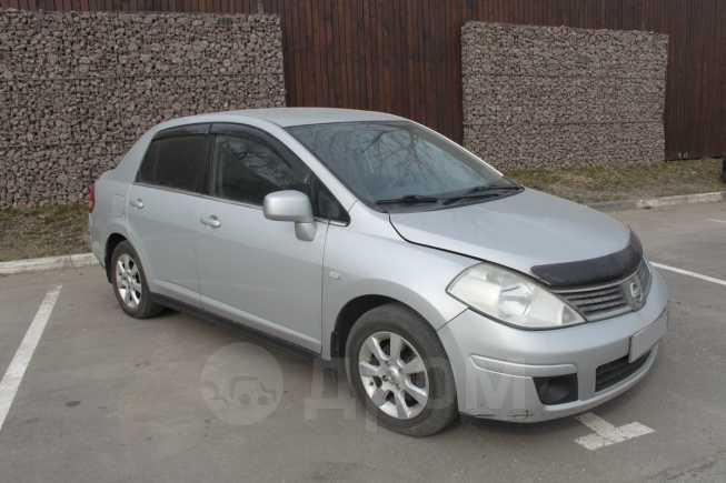Nissan Tiida, 2007 год, 195 000 руб.