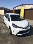 Toyota Vitz, 2016 год, 625 000 руб.