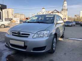 Воронеж Corolla 2006