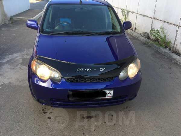 Honda HR-V, 2000 год, 348 000 руб.