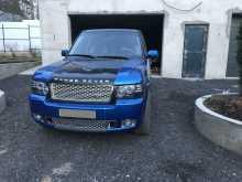 Санкт-Петербург Range Rover 2004