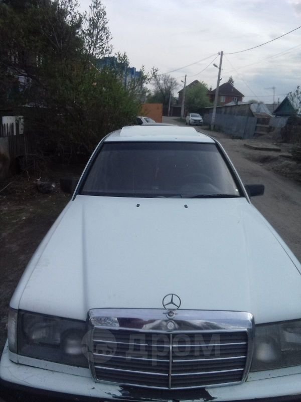 Mercedes-Benz E-Class, 1988 год, 90 000 руб.