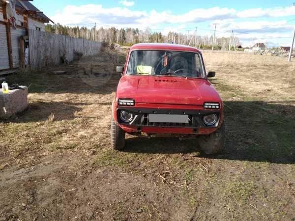 Лада 4x4 2121 Нива, 1982 год, 50 000 руб.