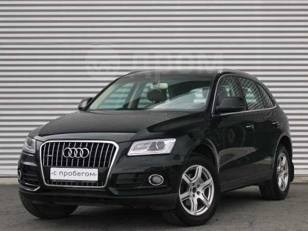 Audi Q5, 2016 год, 1 550 000 руб.