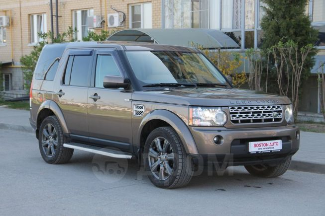 Land Rover Discovery, 2013 год, 1 470 000 руб.