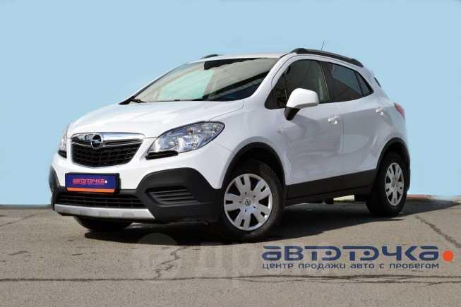 Opel Mokka, 2014 год, 575 000 руб.