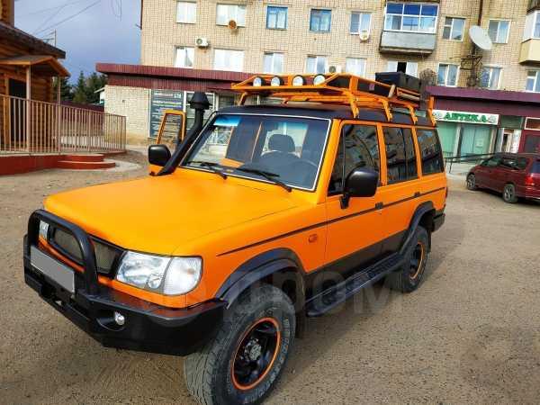 Hyundai Galloper, 1998 год, 555 000 руб.