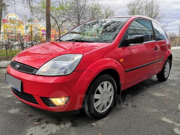 Ford Fiesta, 2005 год, 255 000 руб.