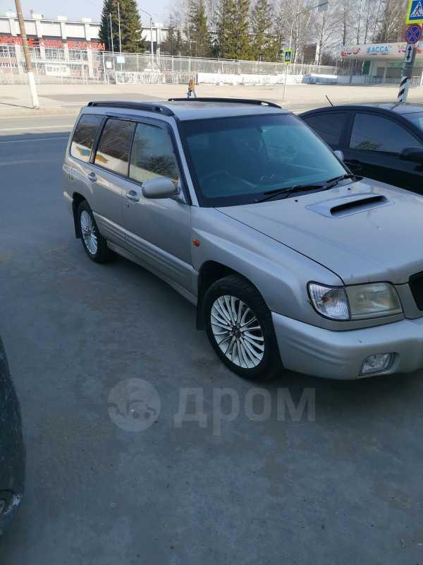 Subaru Forester, 2000 год, 333 000 руб.