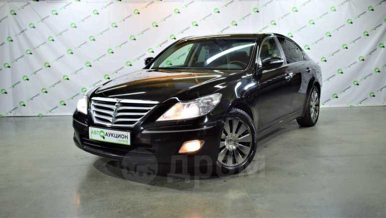 Hyundai Genesis, 2009 год, 764 000 руб.