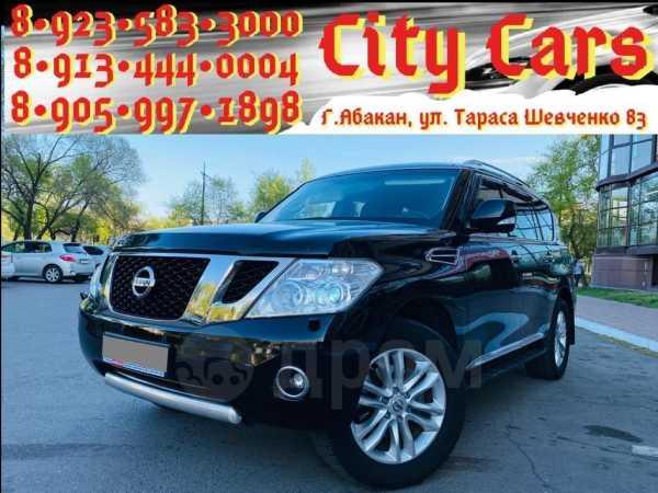 Nissan Patrol, 2013 год, 1 650 000 руб.