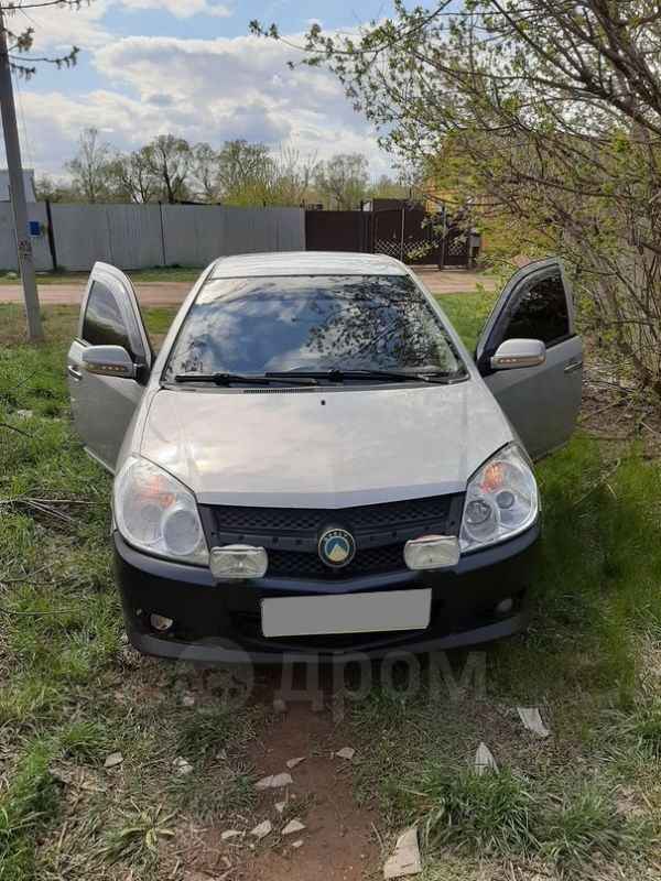 Geely MK, 2008 год, 80 000 руб.