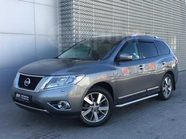 Nissan Pathfinder, 2014 год, 1 177 000 руб.