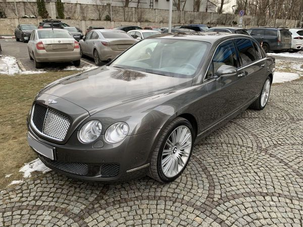Bentley Continental, 2008 год, 3 200 000 руб.
