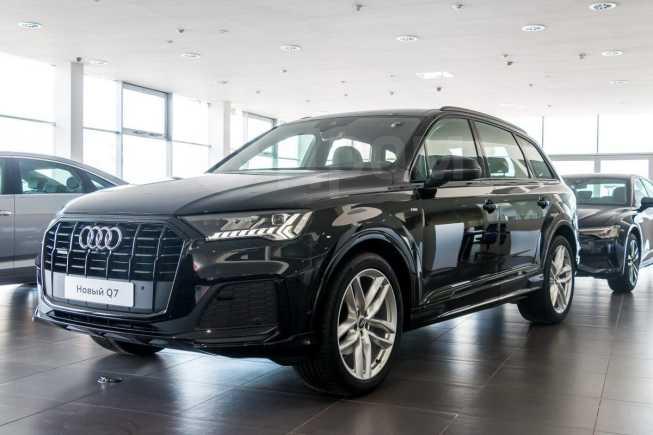 Audi Q7, 2020 год, 5 710 000 руб.