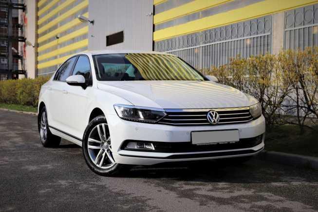 Volkswagen Passat, 2016 год, 1 020 000 руб.