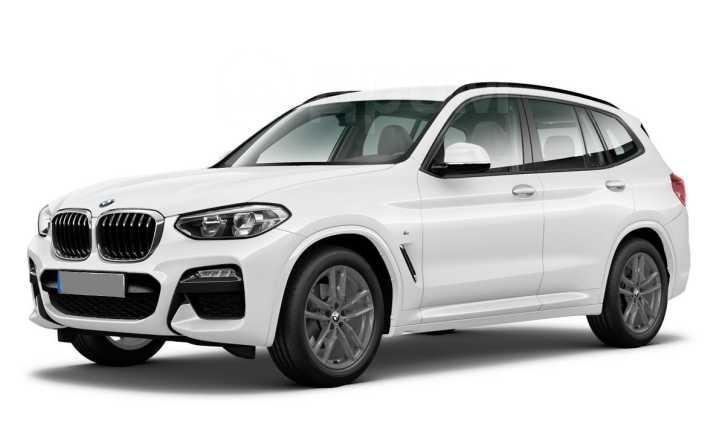 BMW X3, 2020 год, 3 800 000 руб.