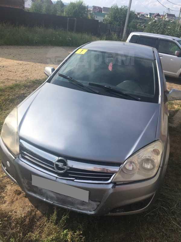 Opel Astra, 2007 год, 170 000 руб.