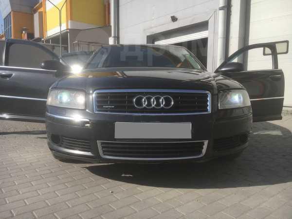 Audi A8, 2003 год, 450 000 руб.
