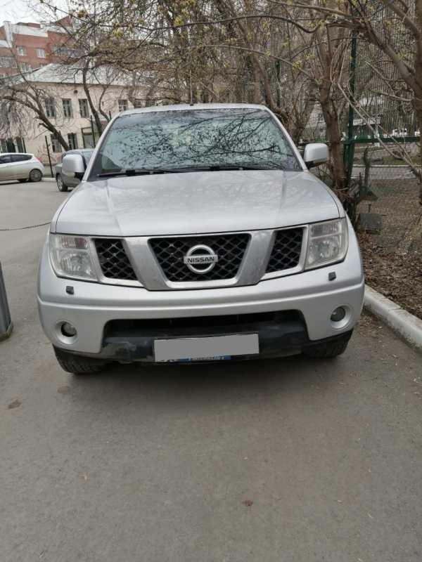 Nissan Navara, 2007 год, 550 000 руб.