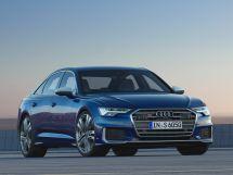 Audi S6 2019, седан, 5 поколение, C8