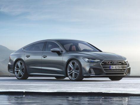 Audi S7 (4K) 04.2019 -  н.в.