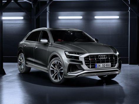 Audi SQ8 (4MN) 06.2019 -  н.в.