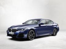 BMW 5-Series рестайлинг 2020, седан, 7 поколение, G30