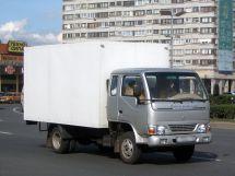 Changan SC 1030 2006, фургон, 1 поколение