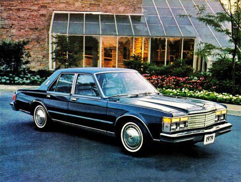Chrysler Le Baron  04.1977 - 12.1981