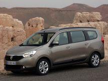 Dacia Lodgy 2012, минивэн, 1 поколение