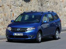 Dacia Logan MCV 2 поколение, 07.2013 - 11.2016, Универсал
