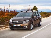 Dacia Logan MCV рестайлинг 2016, универсал, 2 поколение