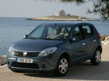 Dacia Sandero 2008, хэтчбек 5 дв., 1 поколение