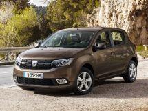 Dacia Sandero рестайлинг 2017, хэтчбек 5 дв., 2 поколение