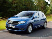 Dacia Sandero 2013, хэтчбек 5 дв., 2 поколение