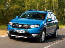 Dacia Sandero Stepway 2013, хэтчбек 5 дв., 2 поколение