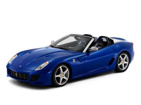 Ferrari 599 GTO  10.2010 - 01.2012